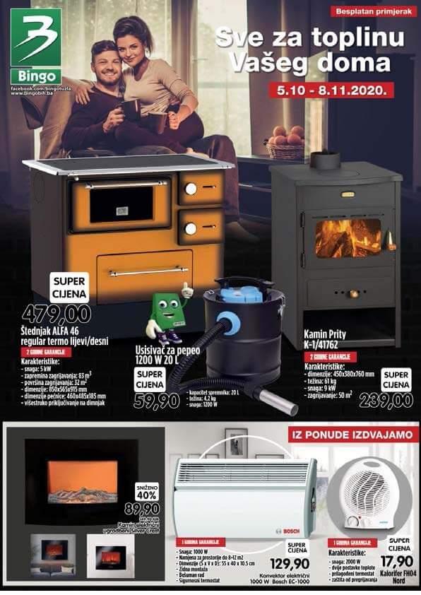 Bingo - KRALJ dobrih cijena - katalog akcija - Sve za toplinu vašeg doma 05.10 - 08.11._Page_1