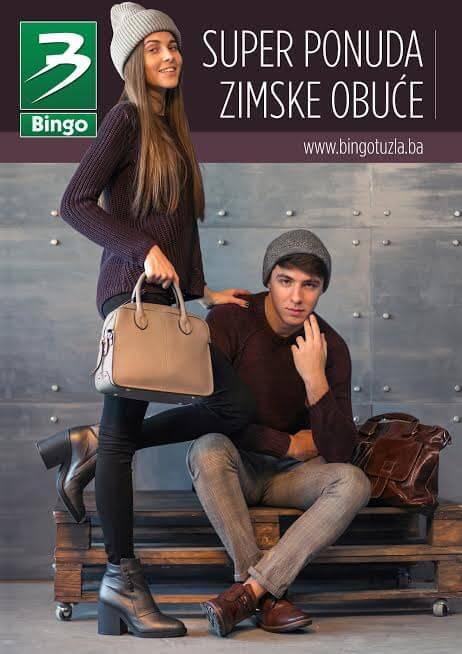 Ekatalozi.com BINGO Katalog SUPER PONUDA Zimske odjece 1