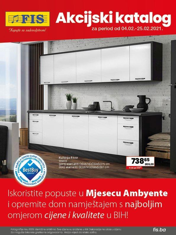 FIS Katalog Akcijski katalog FEBRUAR 2021 04.02.2021. 25.02.2021 Page 01