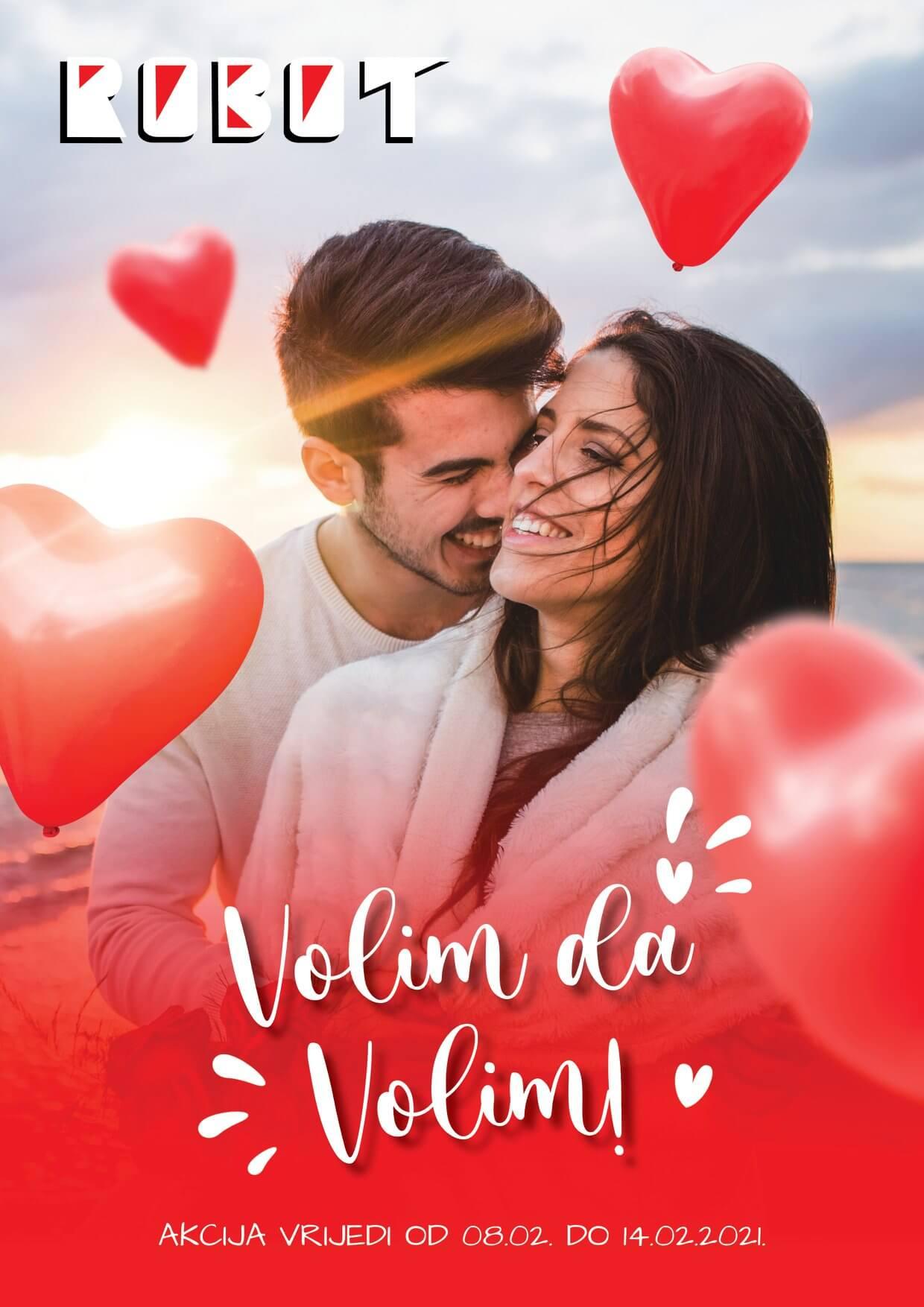 ROBOT Katalog Valentinovo FEBRUAR 2021 08.02.2021. 14.02.2021. 1