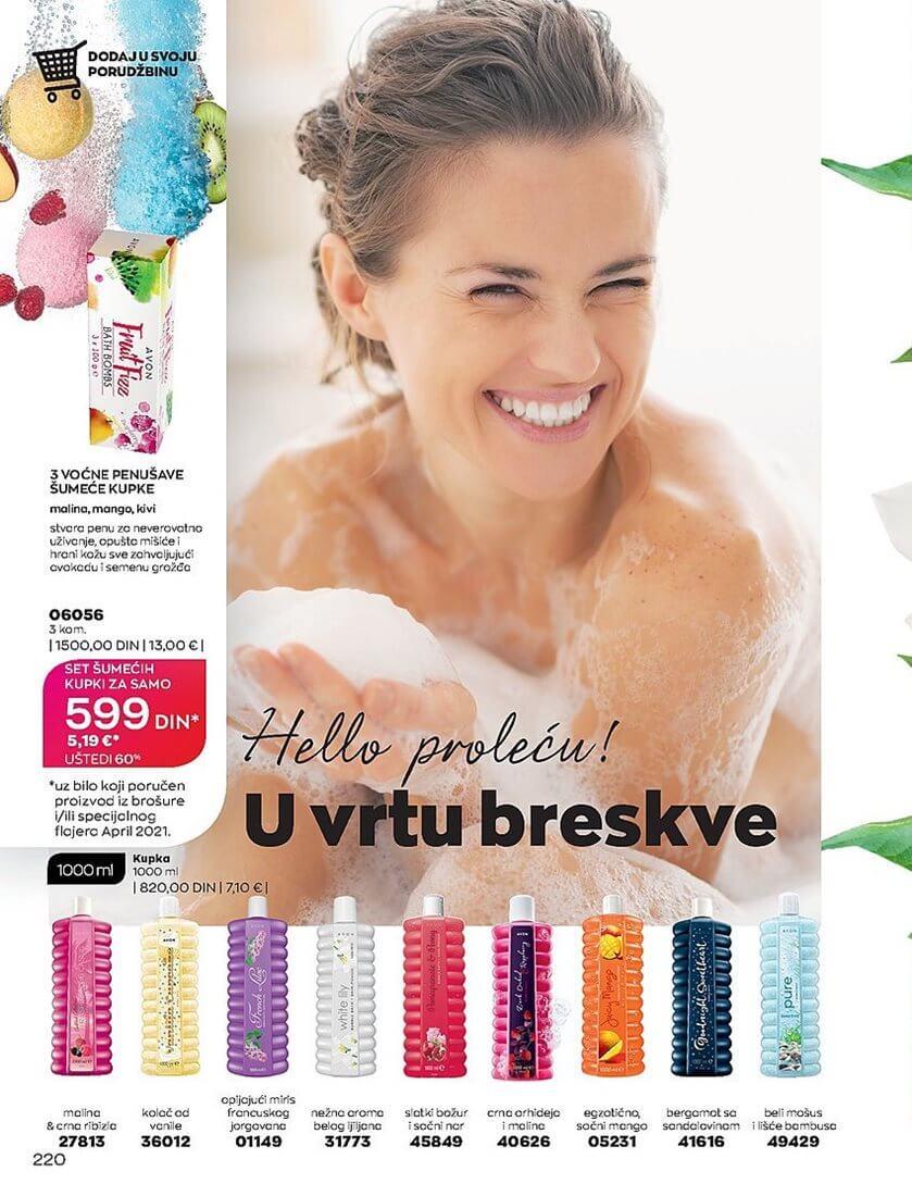 AVON Katalog i Brosura SRBIJA APRIL 2021 eKatalozi.com 20210331 151956 220
