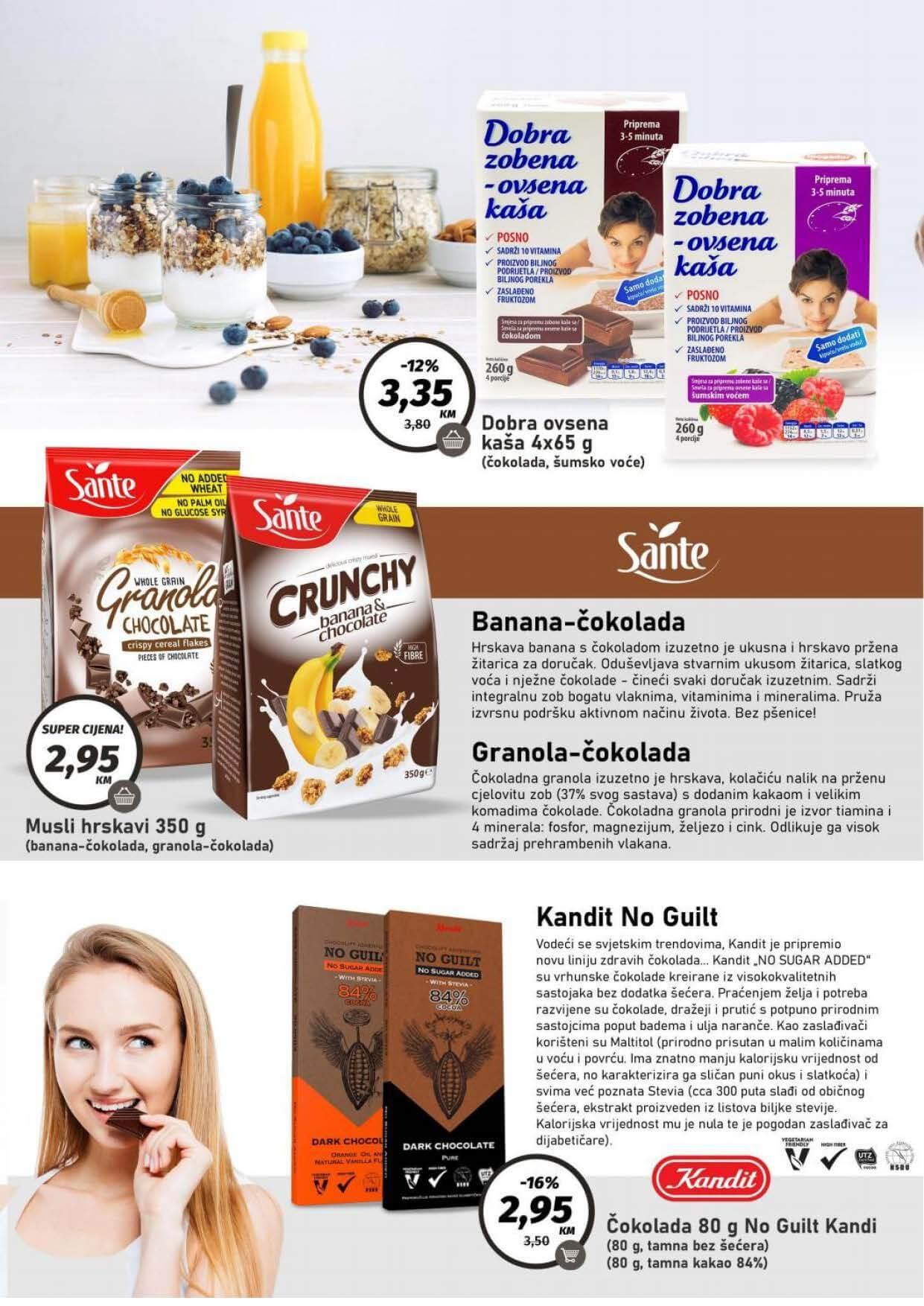 BINGO Katalog Dani zdravlja u Bingu APRIL 2021 01.04.2021. 15.04.2021. Page 10