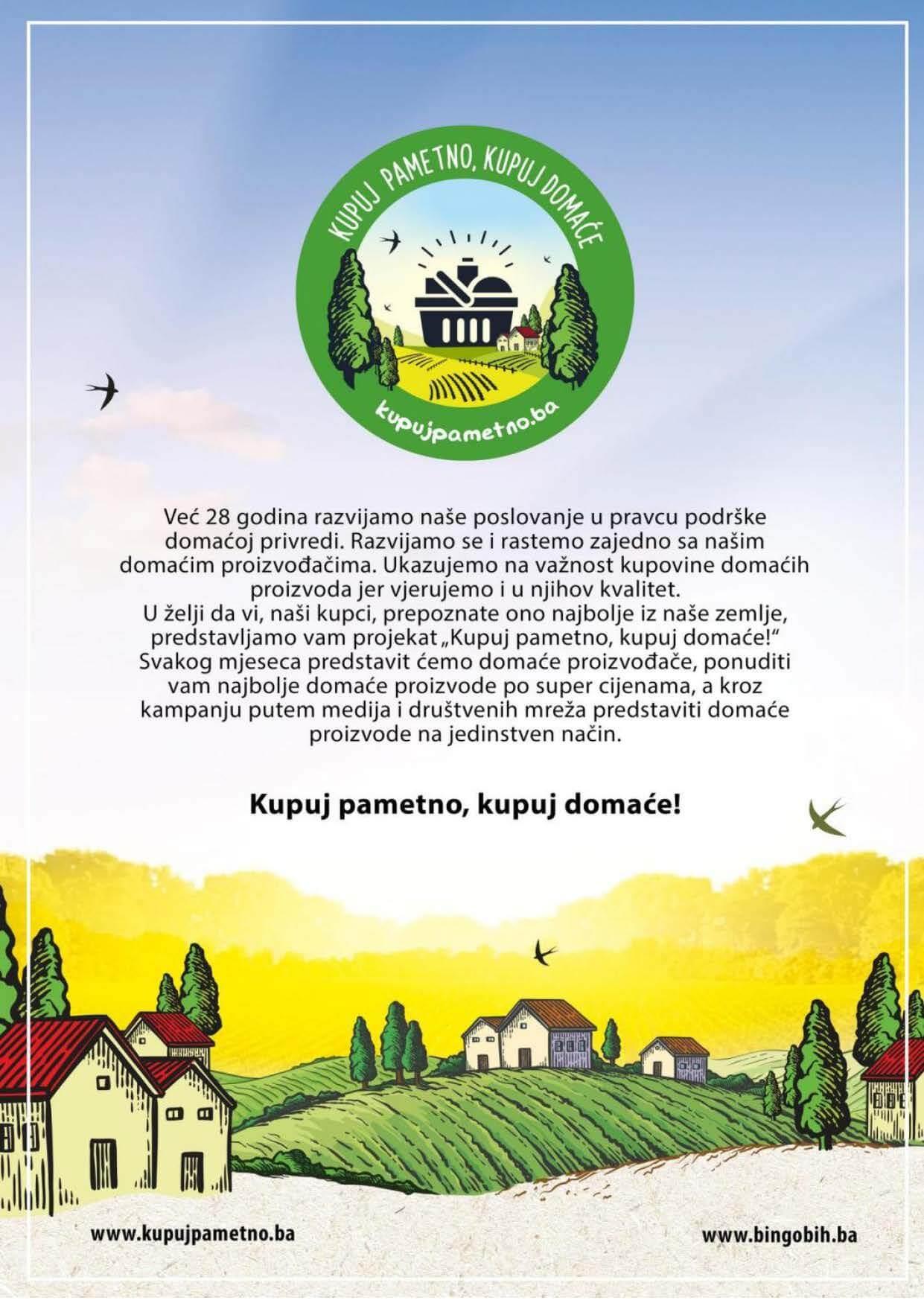 BINGO Katalog Kataloska akcija APRIL 2021 30.03.2021. 11.04.2021. Page 23