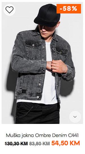 10 factcool katalog muška jakna