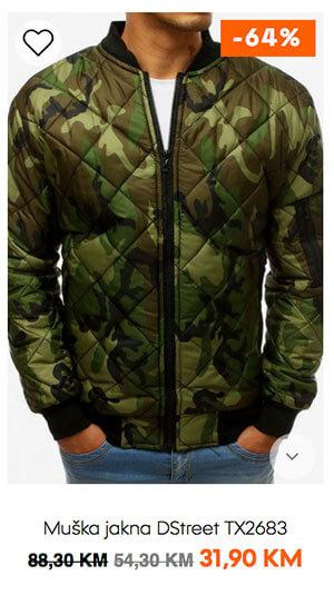11 factcool katalog muška jakna