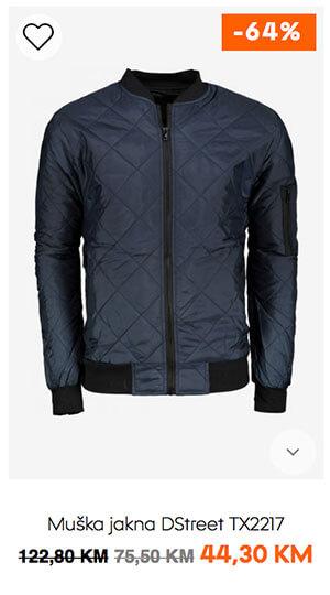 12 factcool katalog muška jakna