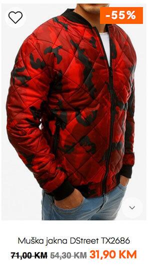 13 factcool katalog muška jakna