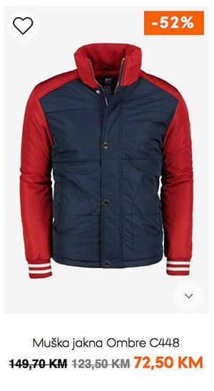 20 factcool katalog muška jakna