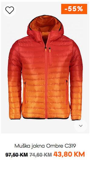 3 factcool katalog muška jakna