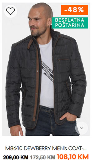 5 factcool katalog muška jakna