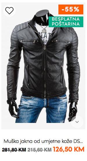 7 factcool katalog muška jakna