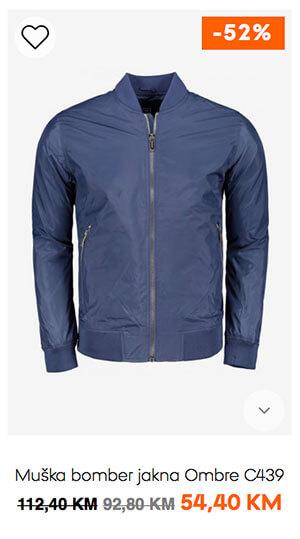 8 factcool katalog muška jakna