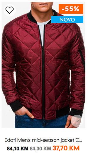 9 factcool katalog muška jakna
