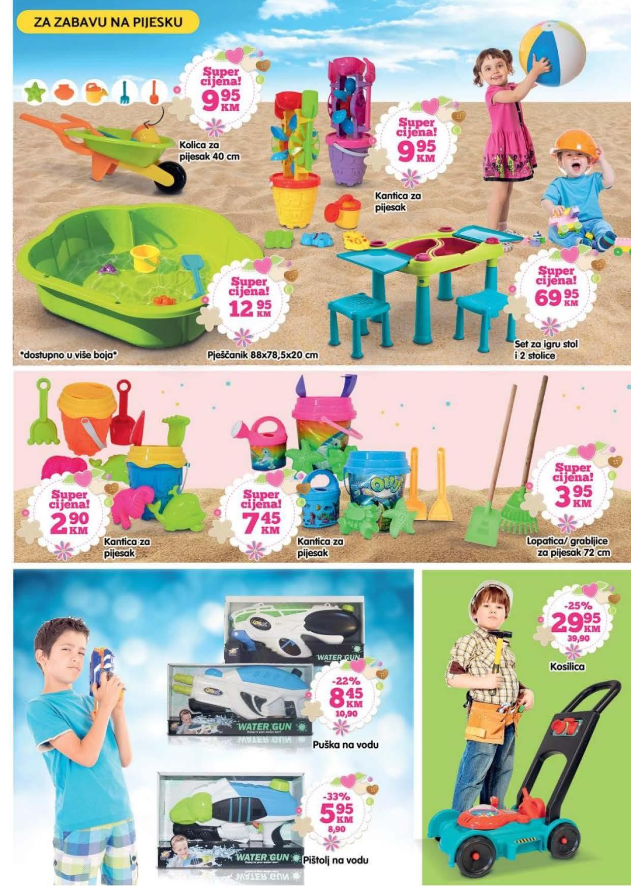BINGO Katalog Sve za proljetnu zabavu i rekreaciju April i MAJ 2021 16.04. 14.05.2021. Page 05