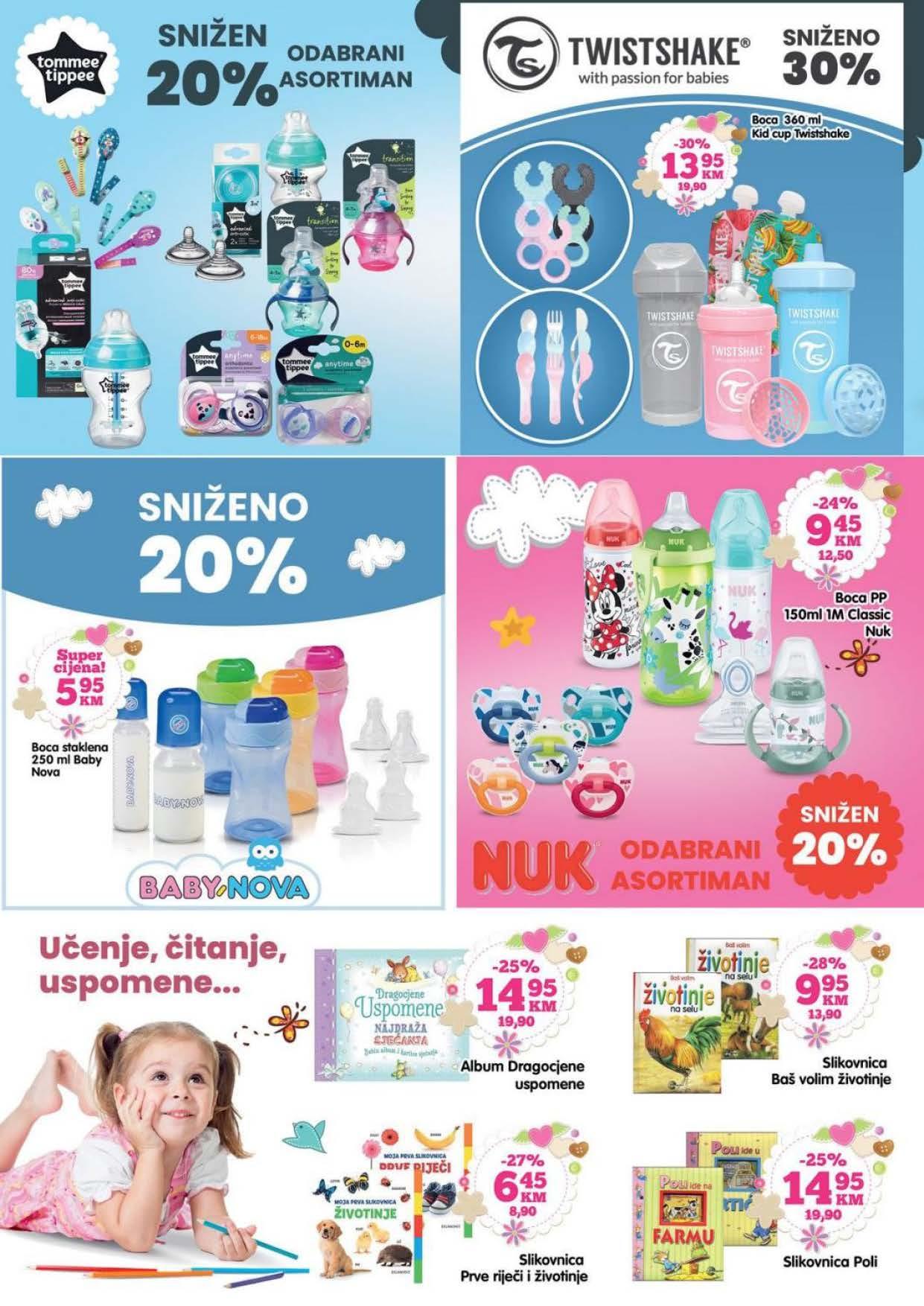 BINGO Katalog Sve za proljetnu zabavu i rekreaciju April i MAJ 2021 16.04. 14.05.2021. Page 10