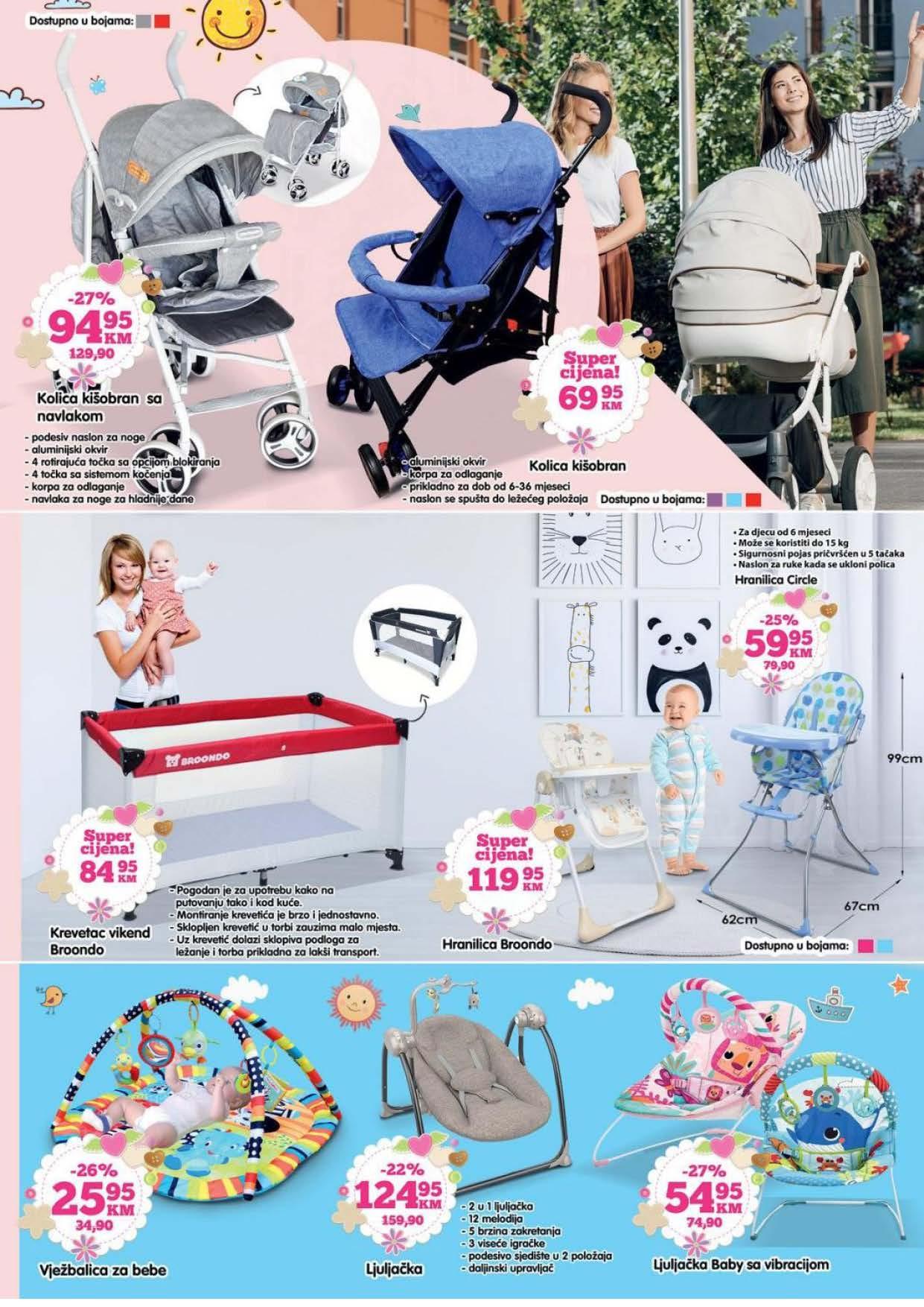BINGO Katalog Sve za proljetnu zabavu i rekreaciju April i MAJ 2021 16.04. 14.05.2021. Page 13