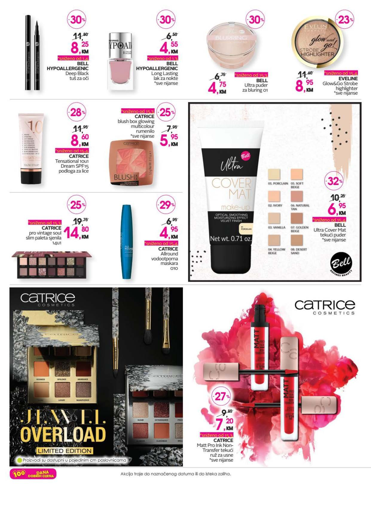 COSMETIC MARKET CM Katalog APRIL 2021 16.04.2021. 30.04.2021. Page 02