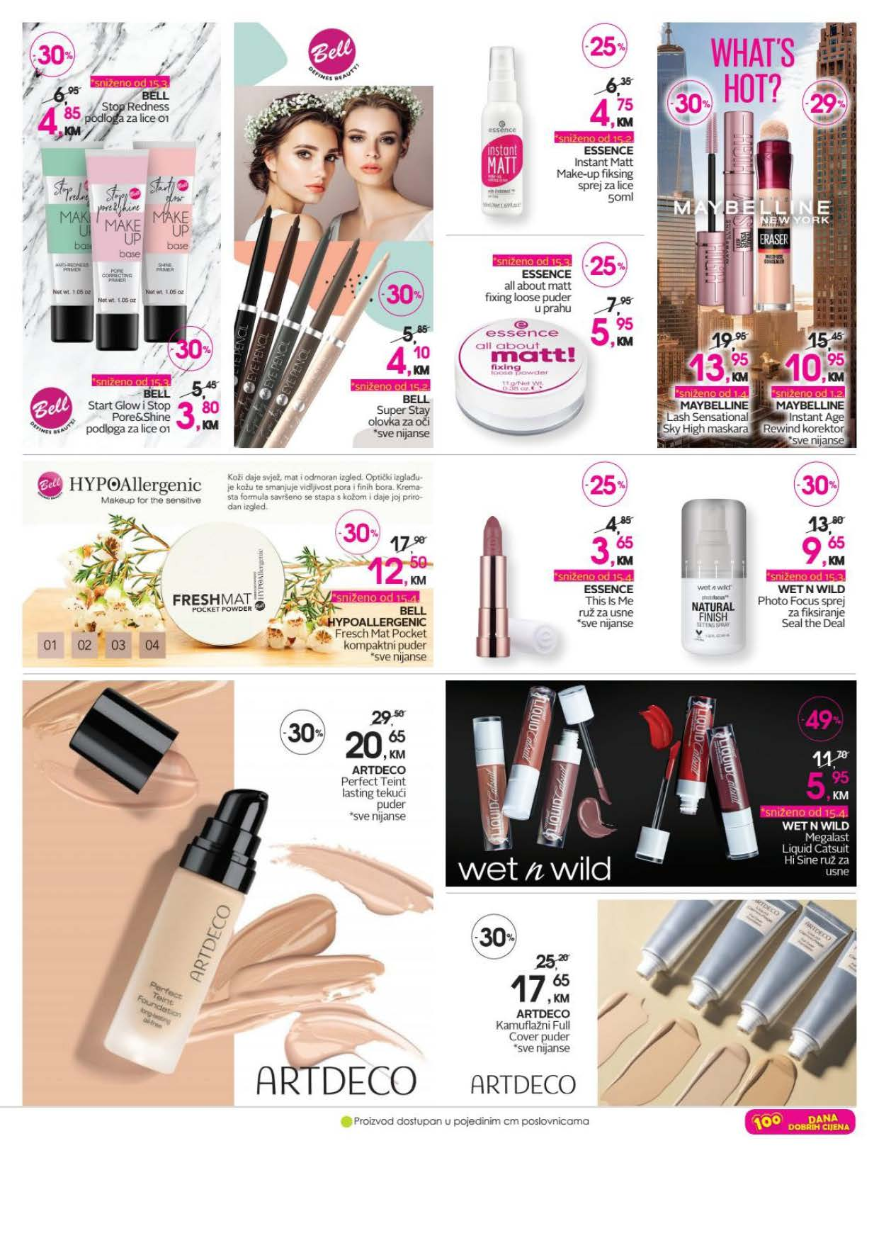 COSMETIC MARKET CM Katalog APRIL 2021 16.04.2021. 30.04.2021. Page 03
