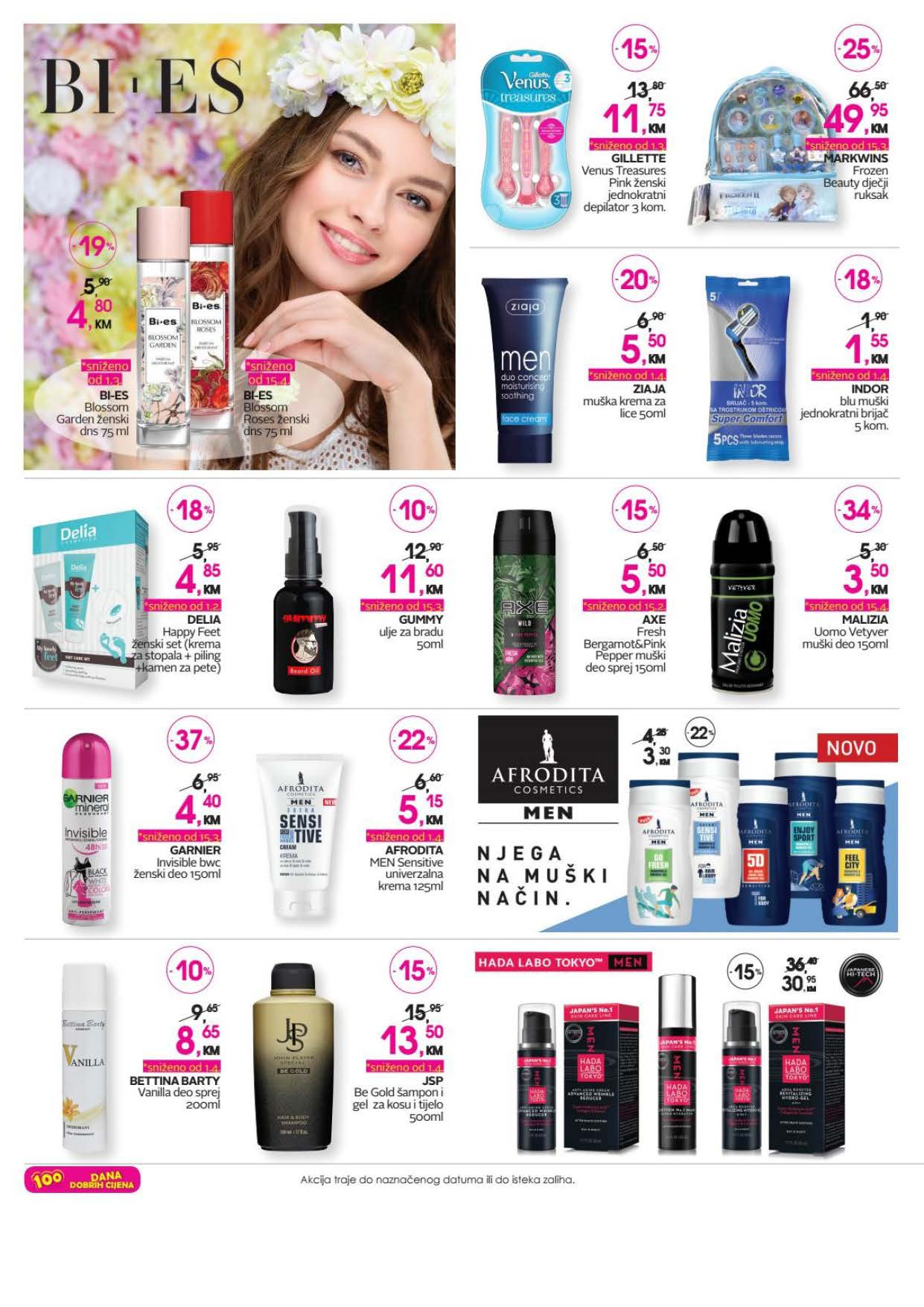 COSMETIC MARKET CM Katalog APRIL 2021 16.04.2021. 30.04.2021. Page 08