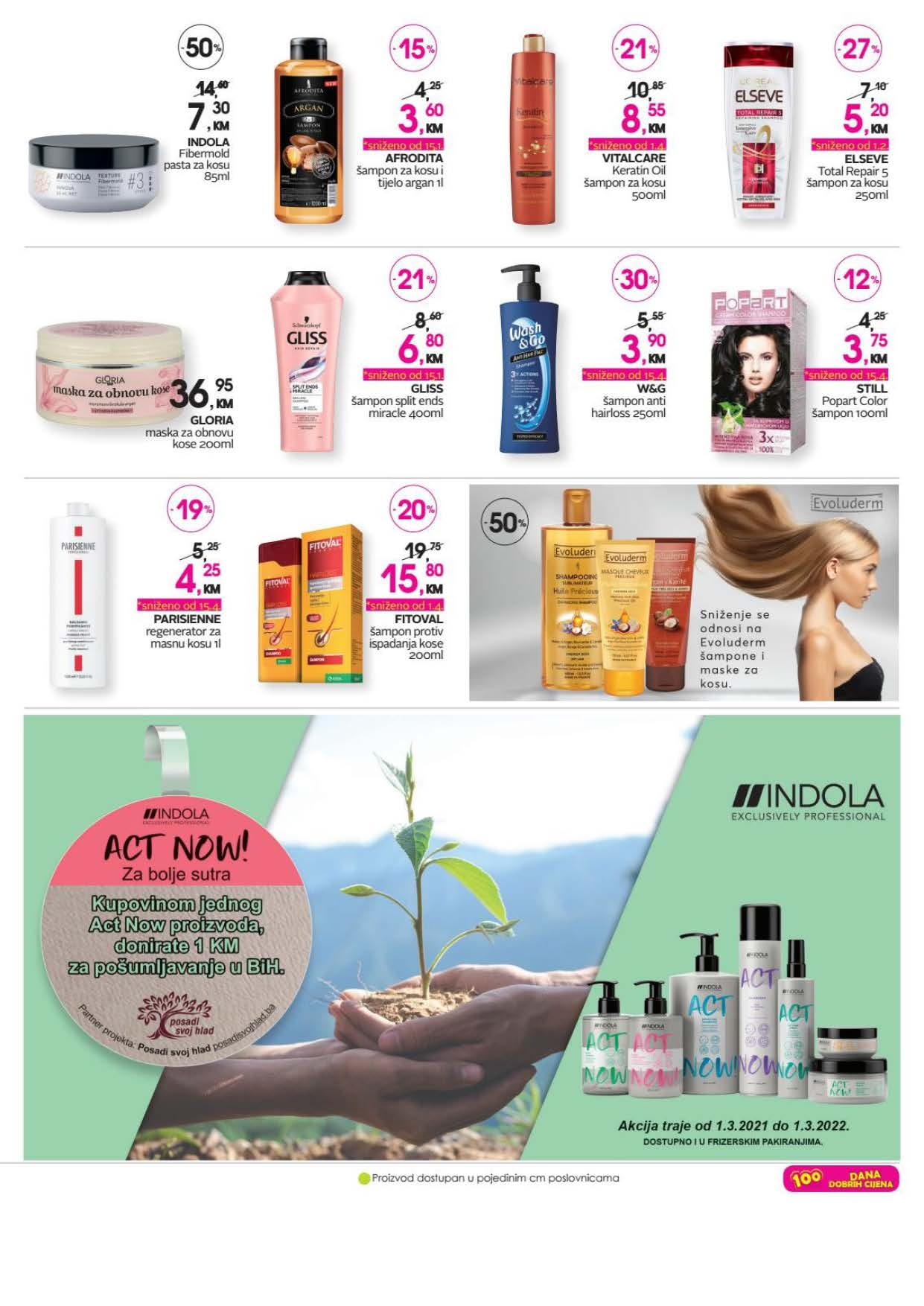 COSMETIC MARKET CM Katalog APRIL 2021 16.04.2021. 30.04.2021. Page 11