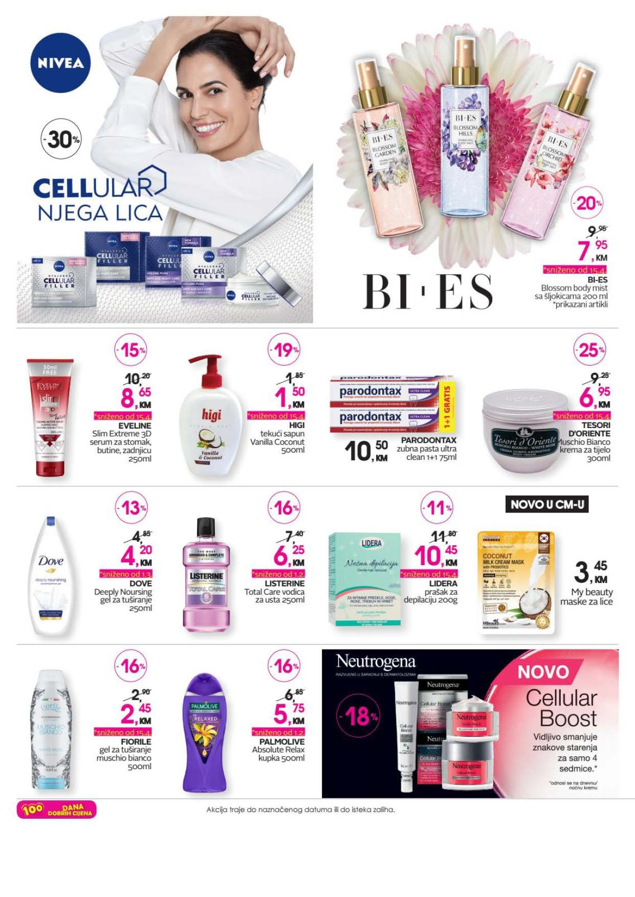 COSMETIC MARKET CM Katalog APRIL 2021 16.04.2021. 30.04.2021. Page 12