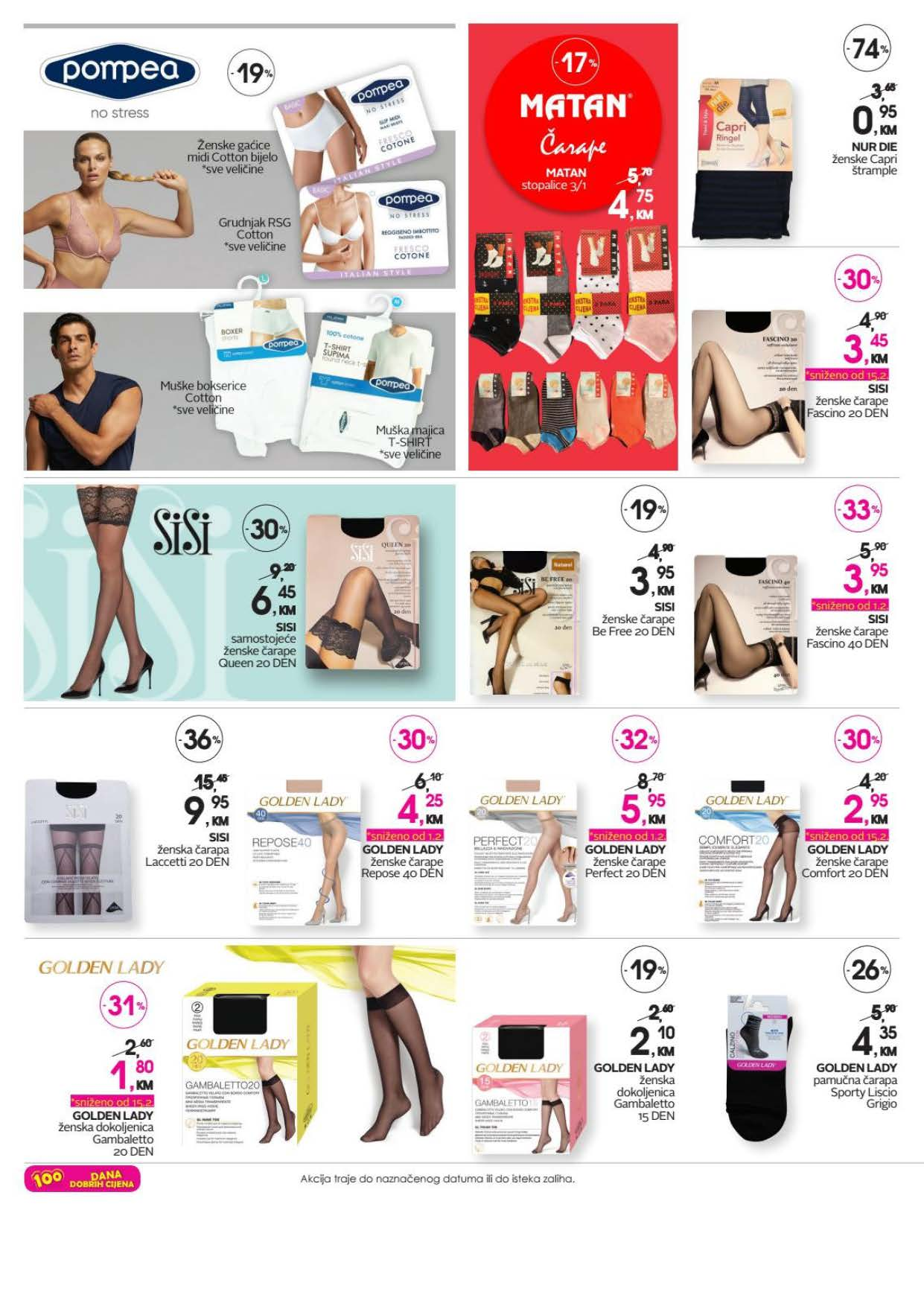 COSMETIC MARKET CM Katalog APRIL 2021 16.04.2021. 30.04.2021. Page 18