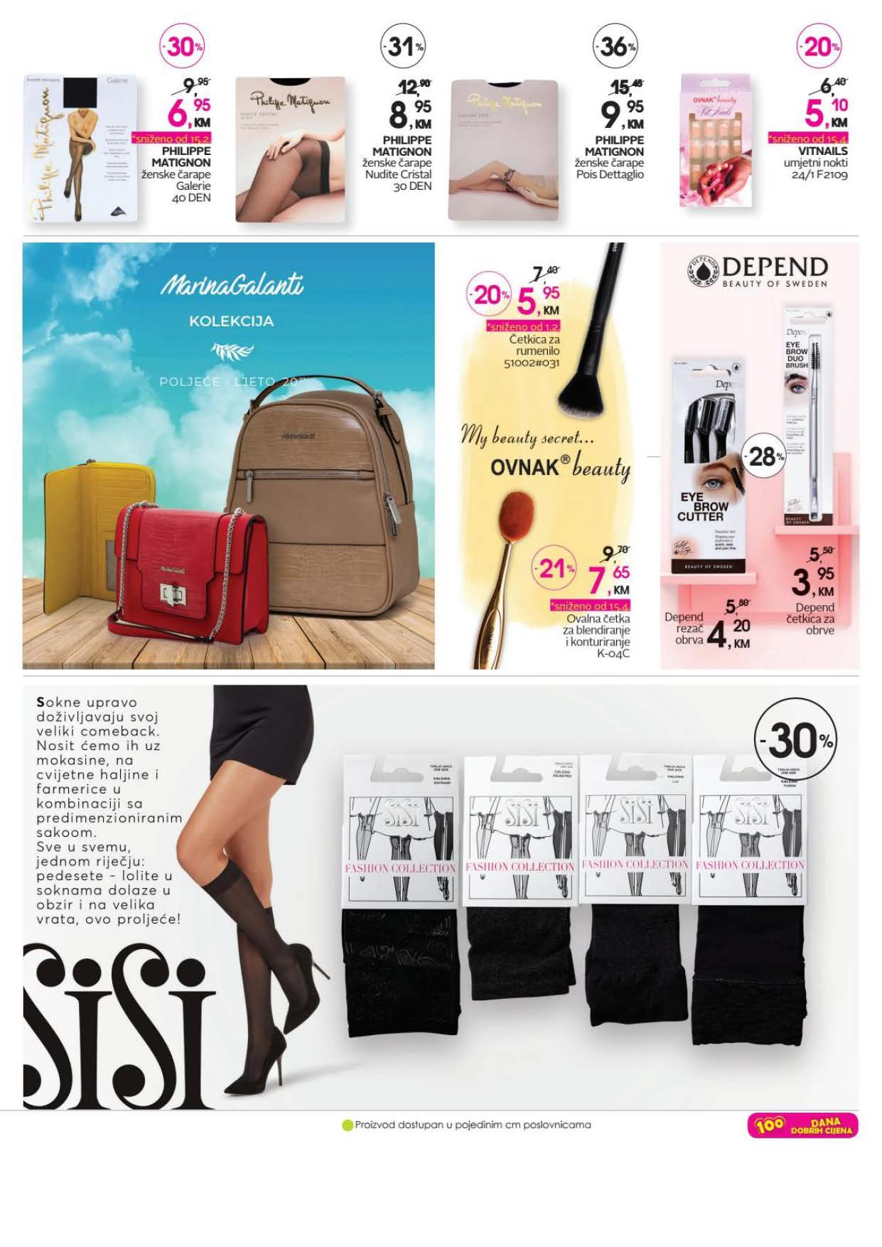 COSMETIC MARKET CM Katalog APRIL 2021 16.04.2021. 30.04.2021. Page 19