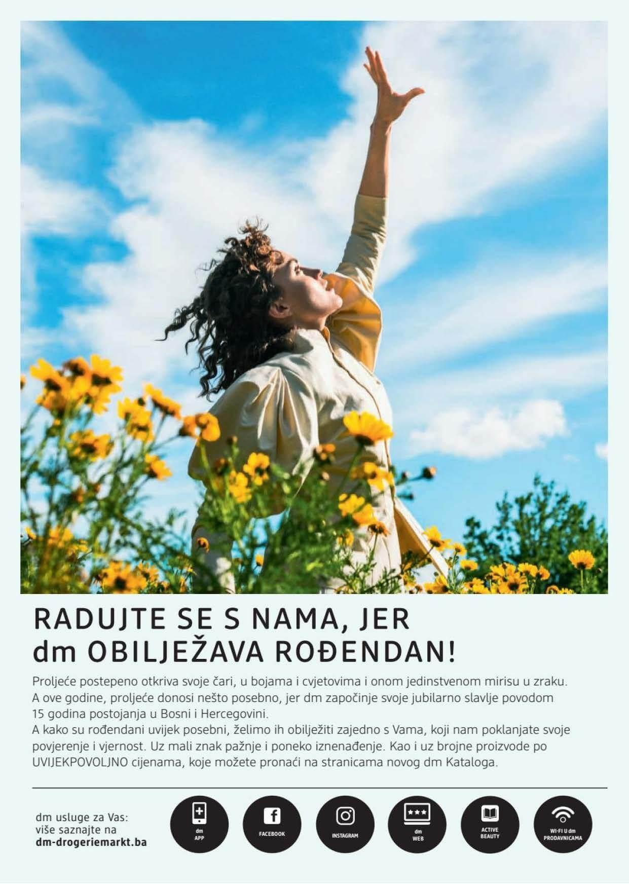 DM Katalog BiH APRIL MAJ 2021 28.04.2021. 11.05.2021. Page 02