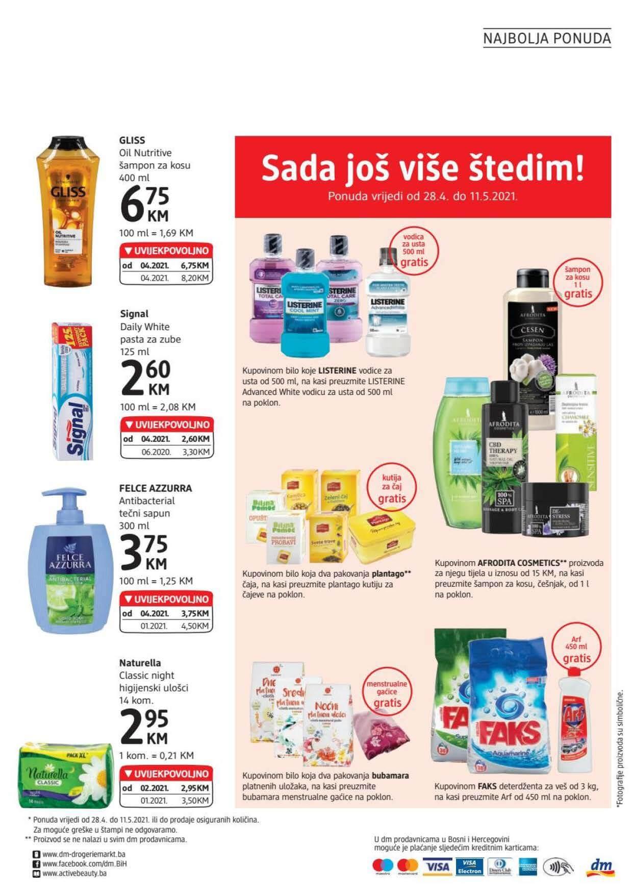 DM Katalog BiH APRIL MAJ 2021 28.04.2021. 11.05.2021. Page 24