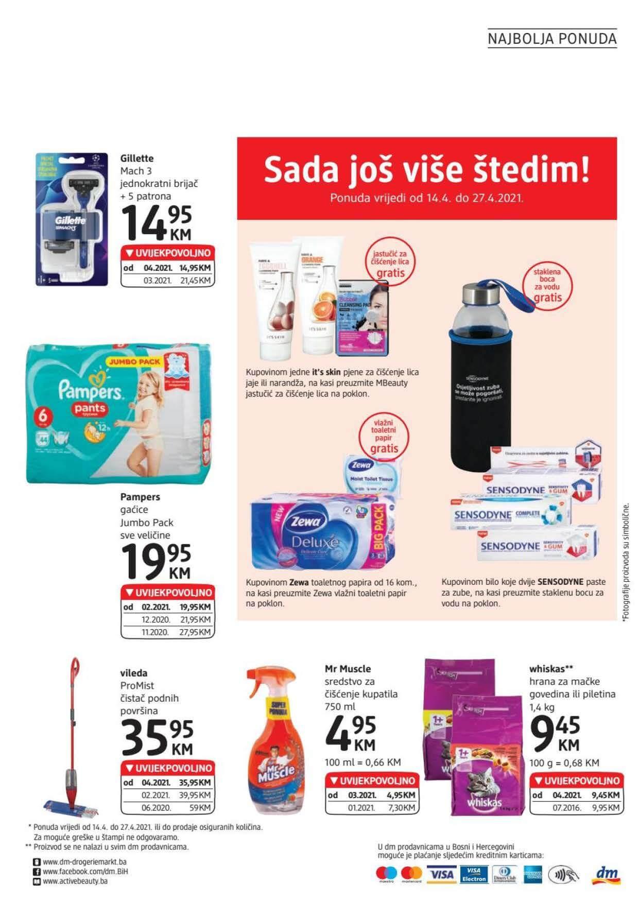DM Katalog BiH April 2021 14.04.2021. 27.04.2021. Page 24