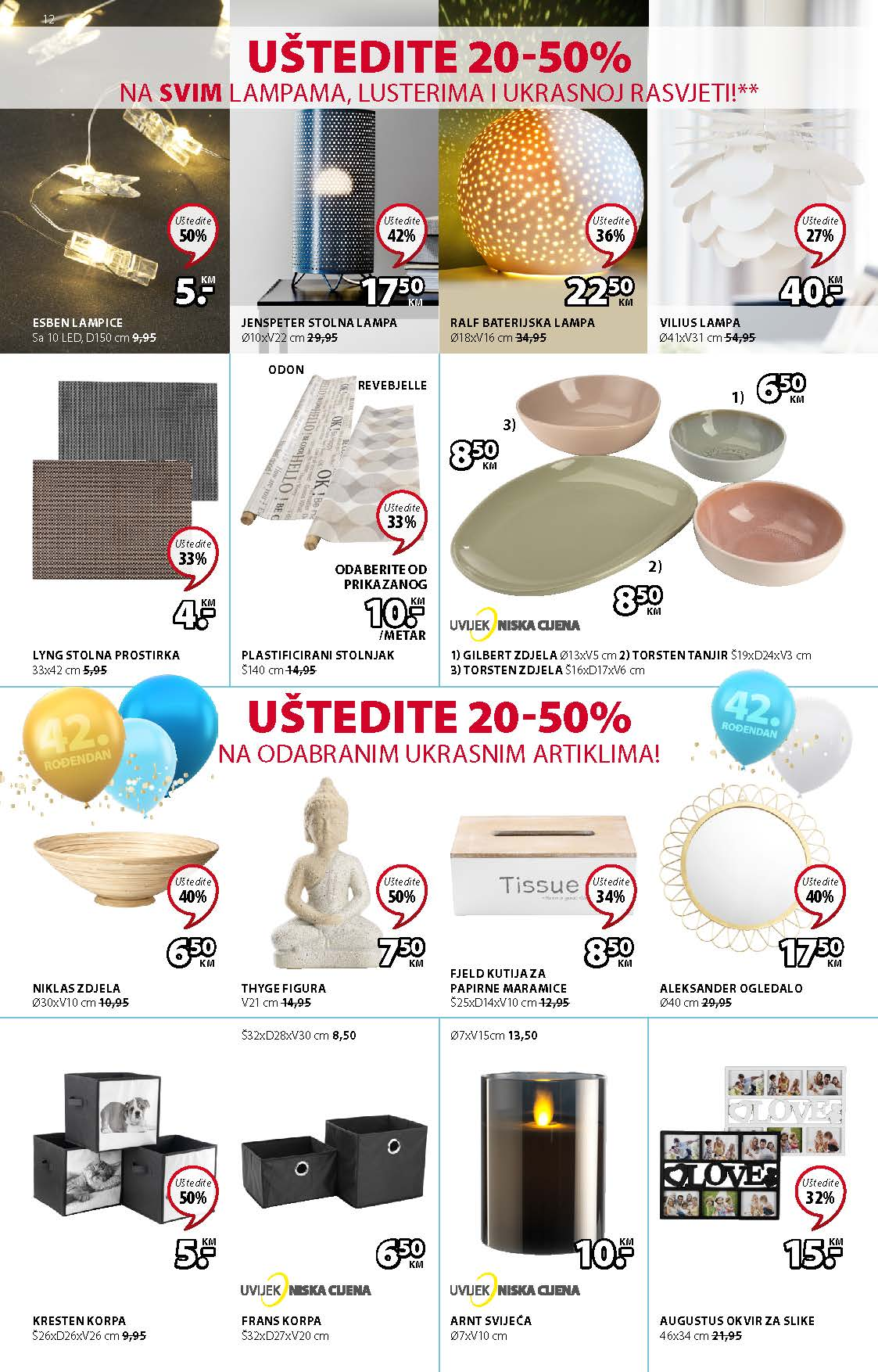 JYSK Katalog Akcija APRIL 01.04.2021. 14.04.2021 Page 13
