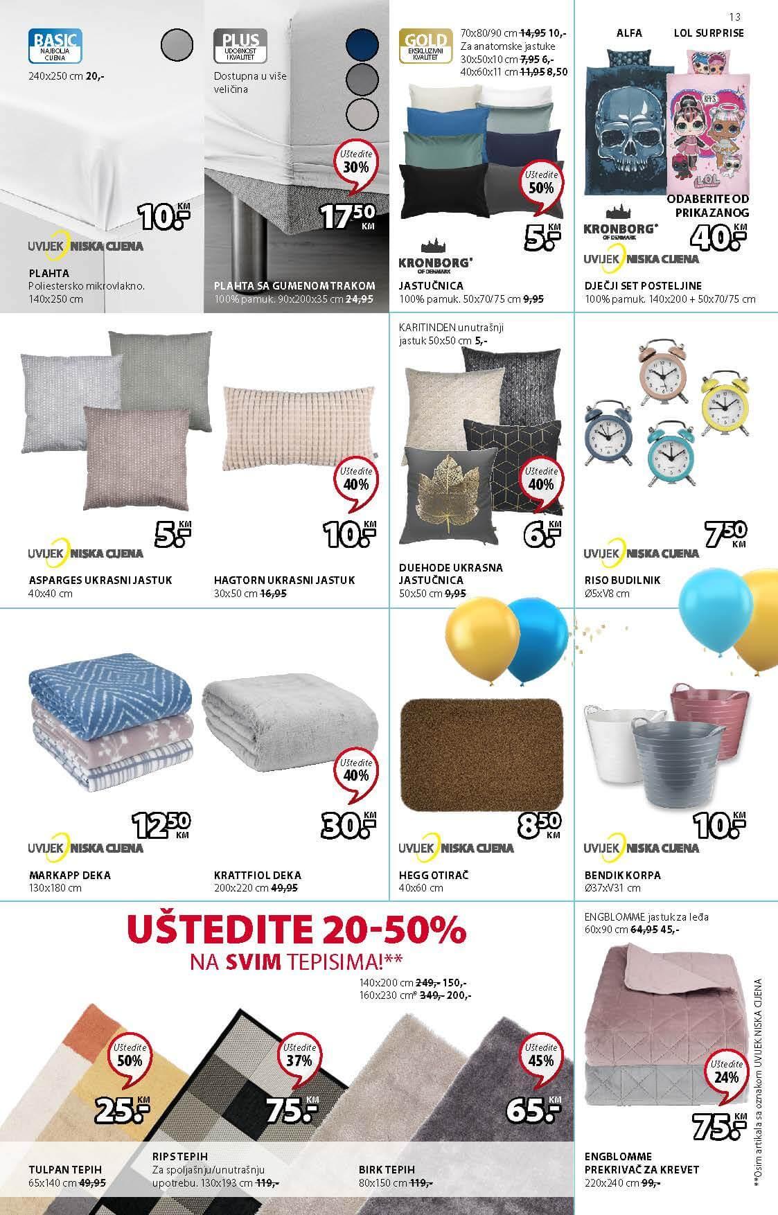 JYSK Katalog Akcija APRIL 01.04.2021. 14.04.2021 Page 14