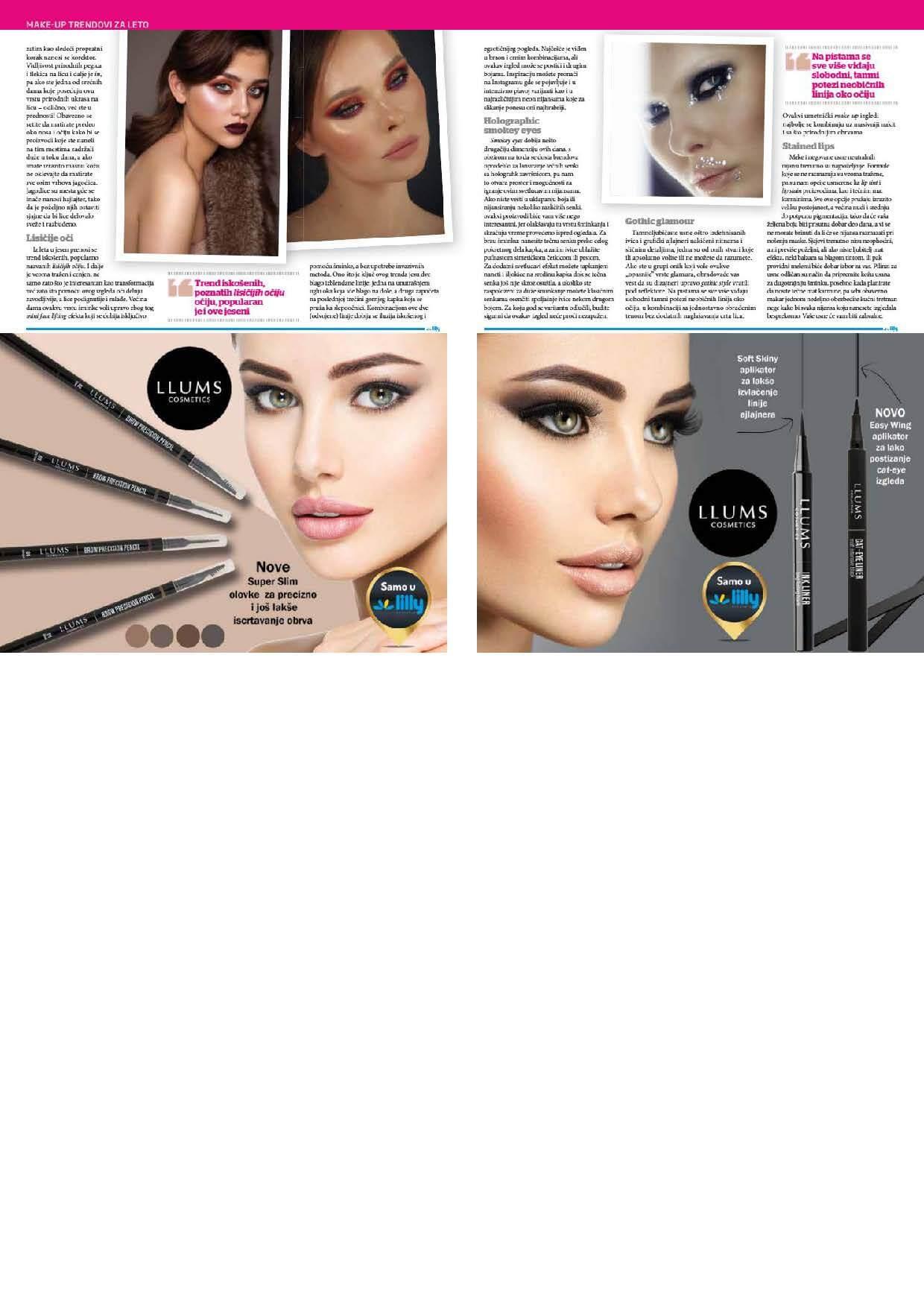 LILLY katalog LILLY ONLINE Akcija JESEN 2020 Page 16 1