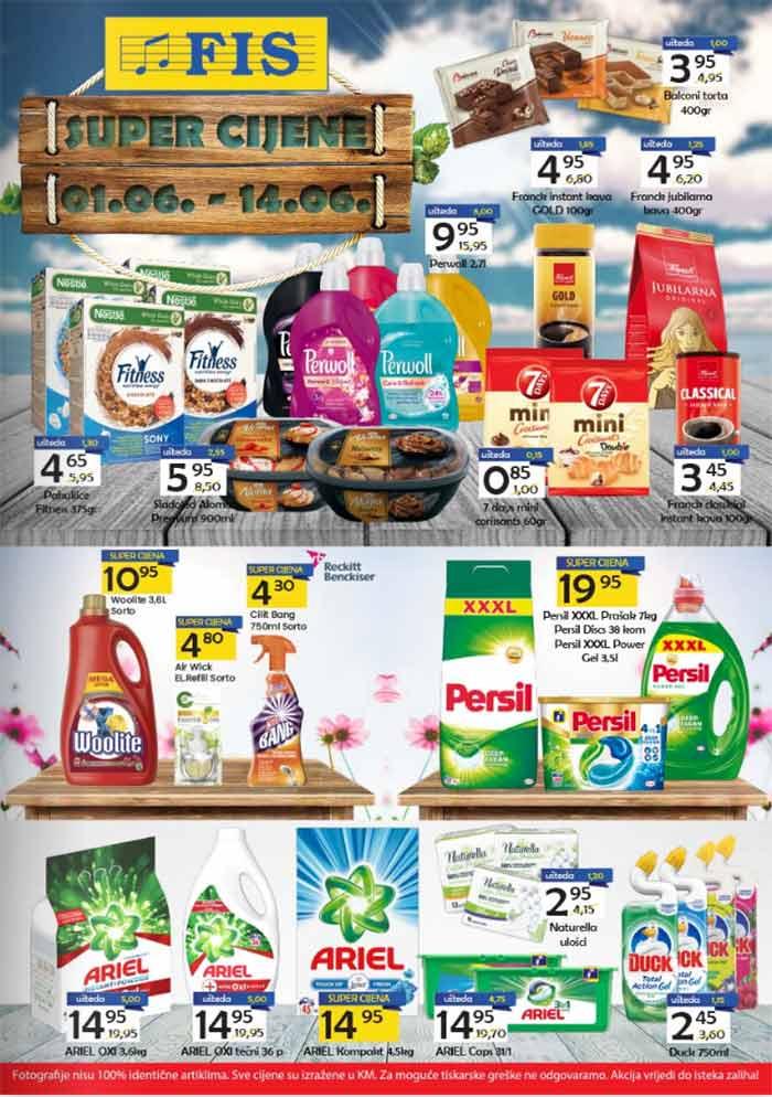 1 FIS katalog Prehrana i hemija 1.6. 14.6. 1