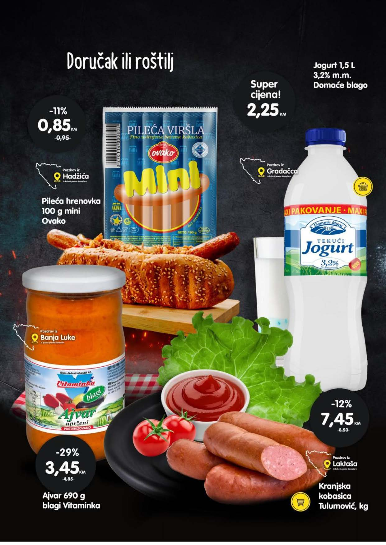 BINGO Katalog AKCIJA Kupuj pametno kupuj domace JUN 2021 31.05.2021. 06.06.2021. eKatalozi.com PR Page 2
