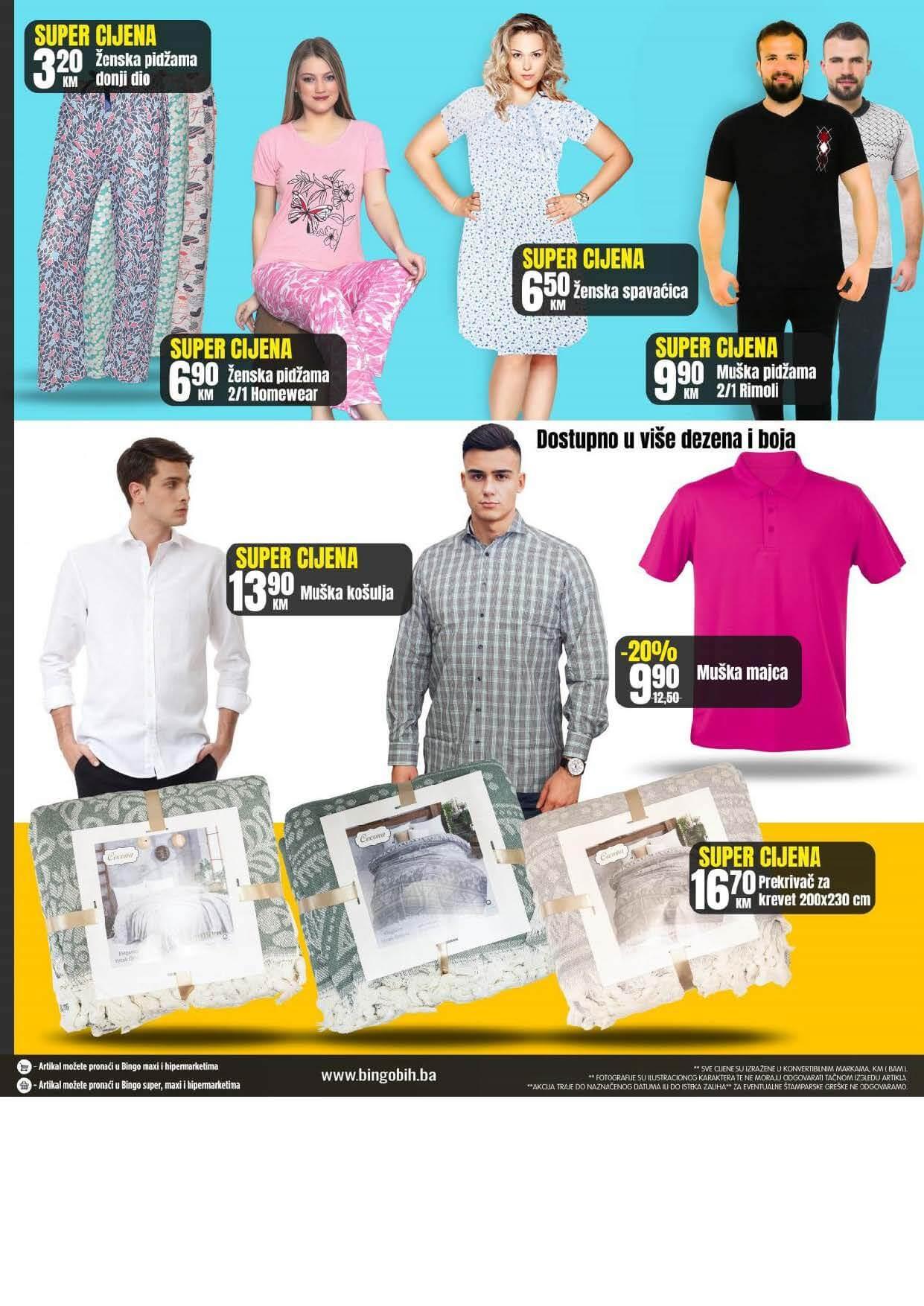 BINGO Katalog NOVA AKCIJA Sedmicna ponuda BINGO 10.05.2021. 17.05.2021. Page 13