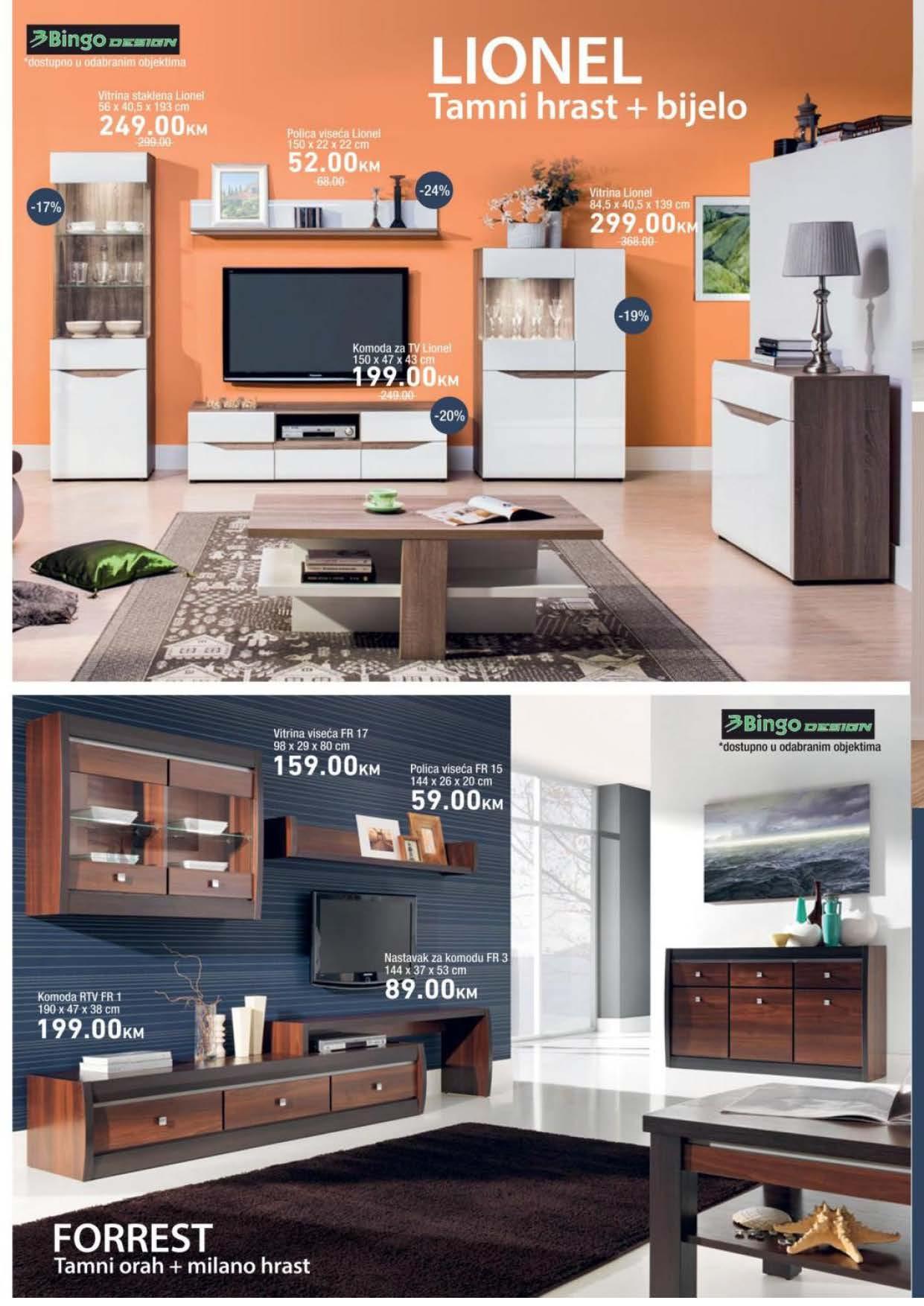BINGO katalog Opremite VAS dom MAJ 2021 17.05.2021. 13.06.2021. Page 04