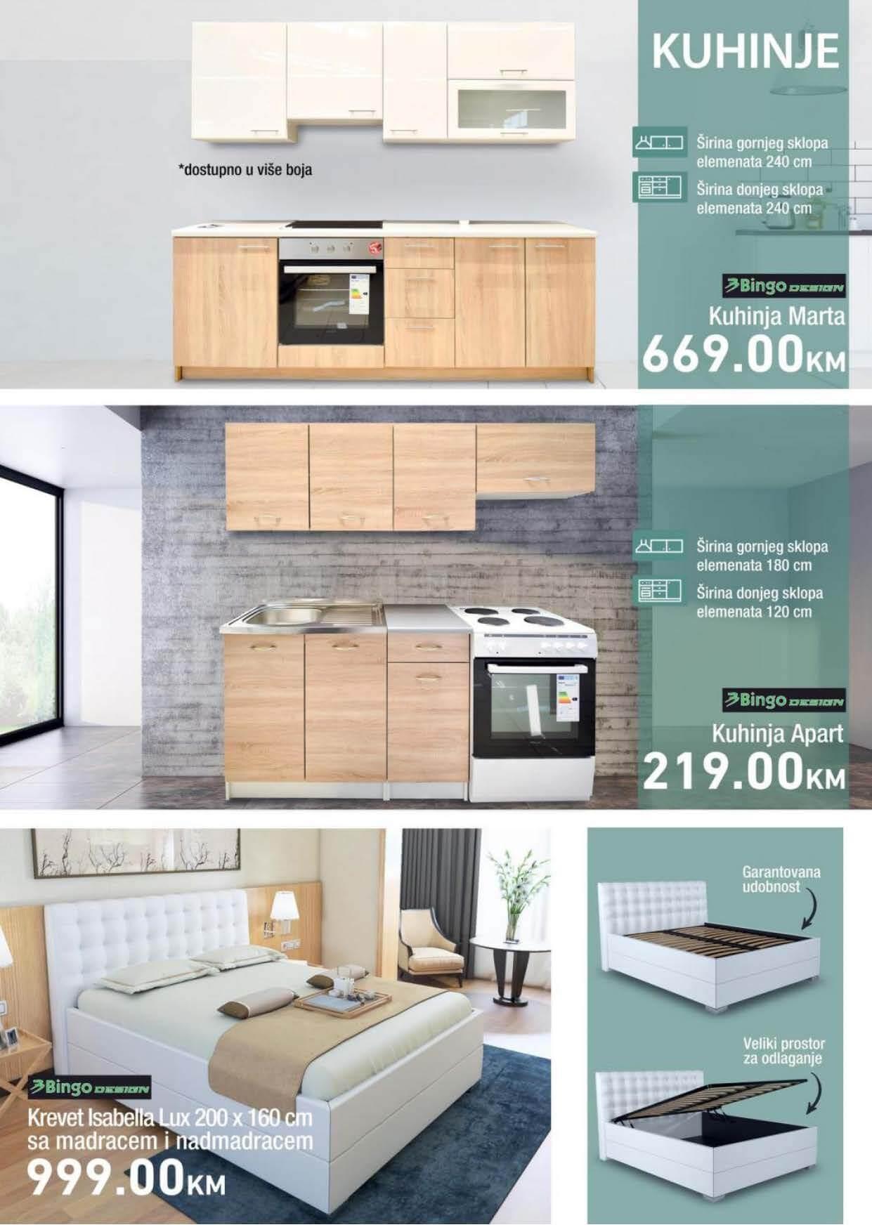 BINGO katalog Opremite VAS dom MAJ 2021 17.05.2021. 13.06.2021. Page 11