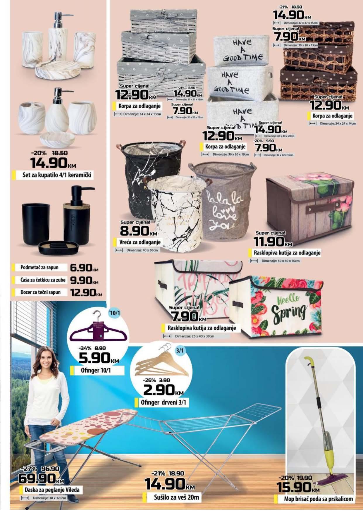 BINGO katalog Opremite VAS dom MAJ 2021 17.05.2021. 13.06.2021. Page 21