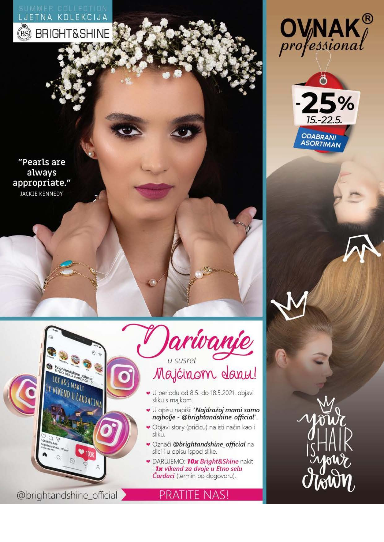 COSMETIC MARKET CM Katalog BiH MAJ 2021 14.05.2021. 28.05.2021. Page 07