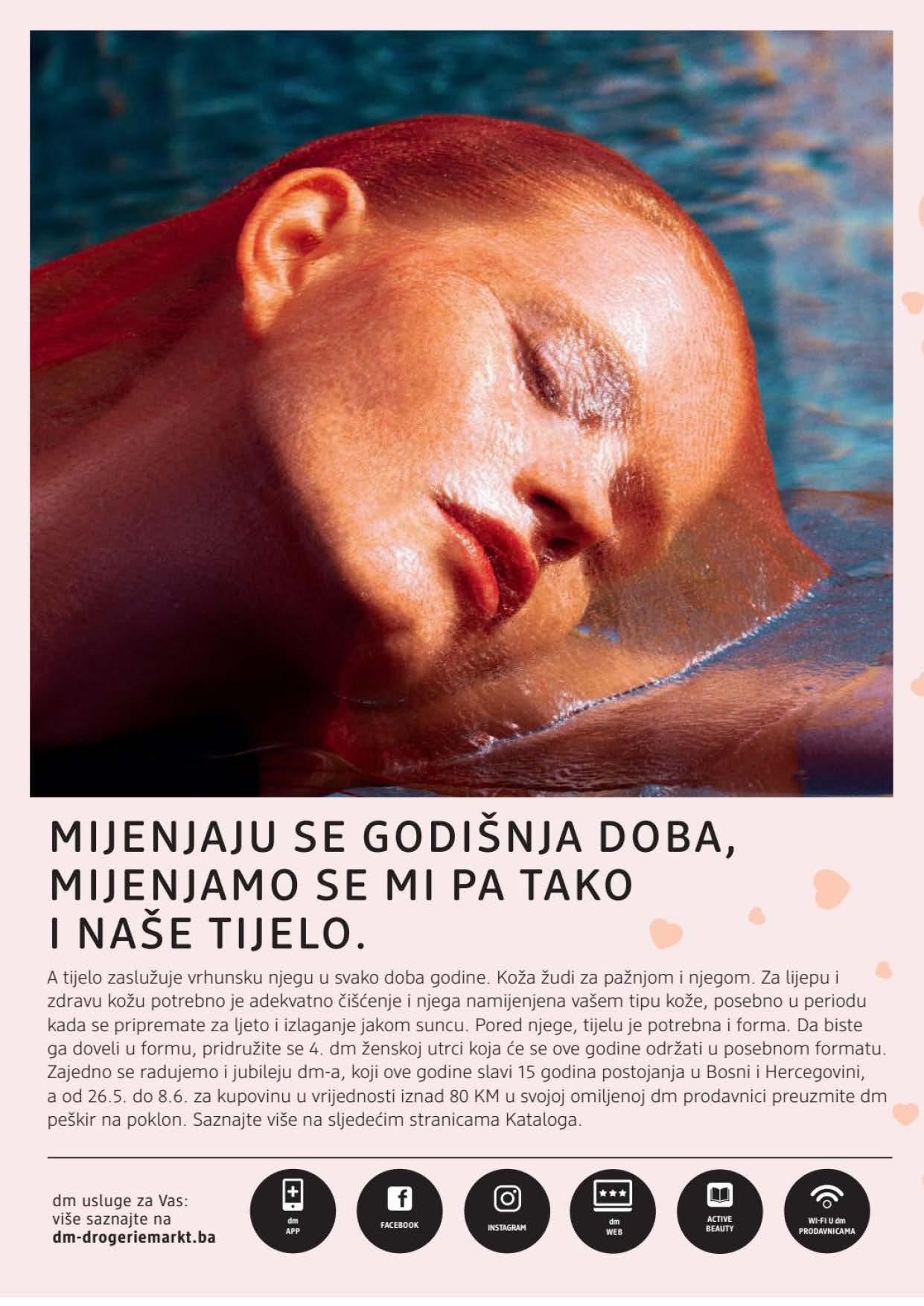 DM Katalog BiH Maj Jun 2021 26.05.2021. 08.06.2021. eKatalozi.com dm Page 02 1