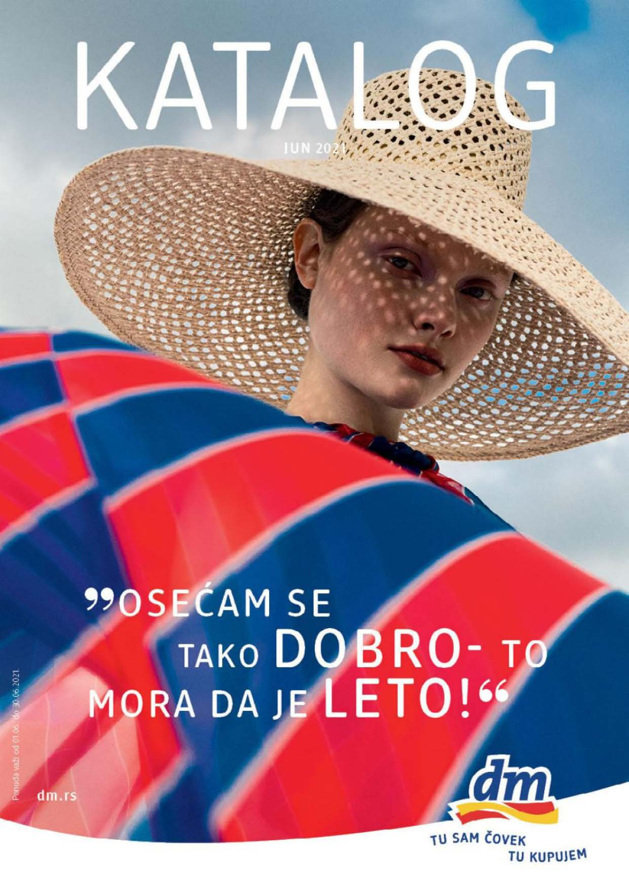 DM Katalog SRBIJA JUN 2021 01.06.2021. 30.06.2021. eKatalozi.com PR Page 01