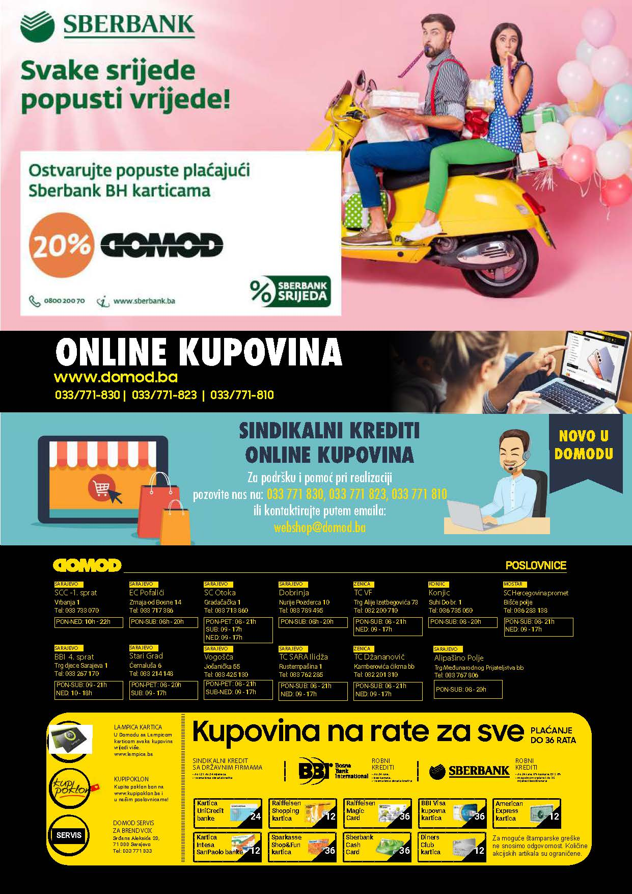 DOMOD Katalog Akcija JUN 2021 29.05.2021. 24.06.2021. eKatalozi.com PR Page 16