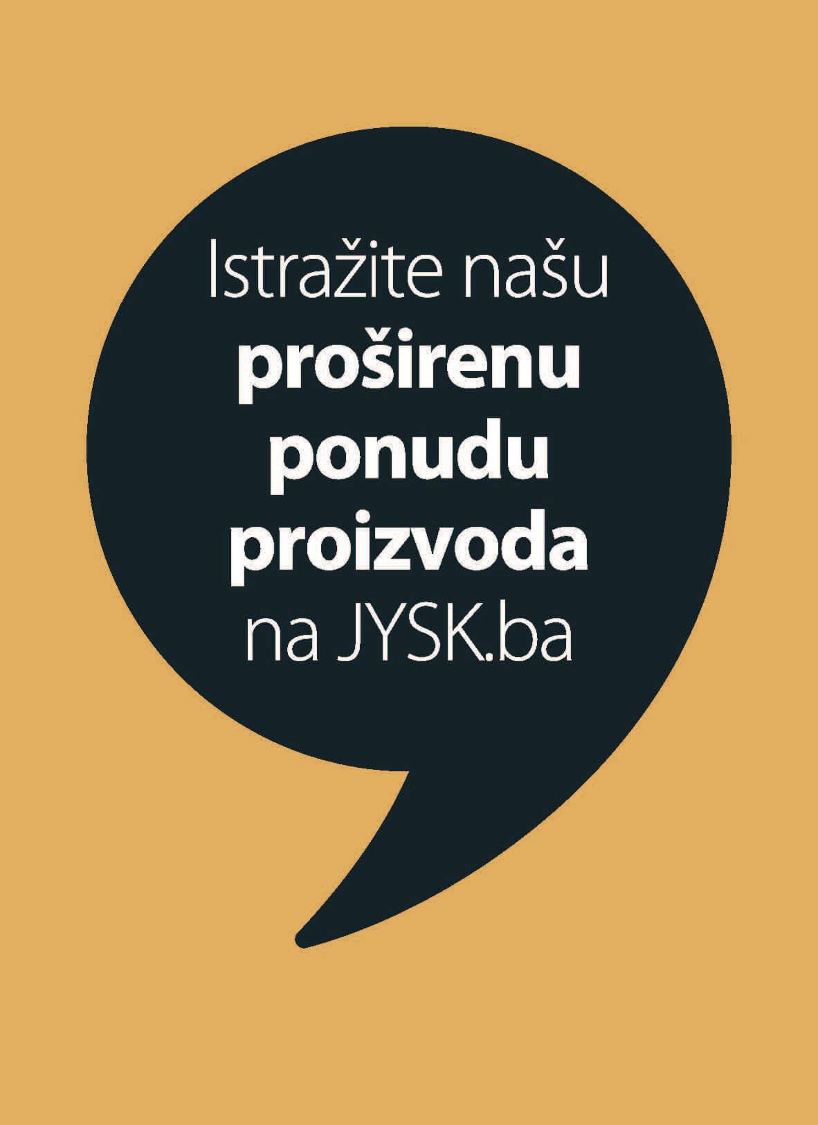 JYSK Akcijska ponuda MAJ JUN 2021 27.05.2021. 09.06.2021. eKatalozi.com PR Page 01