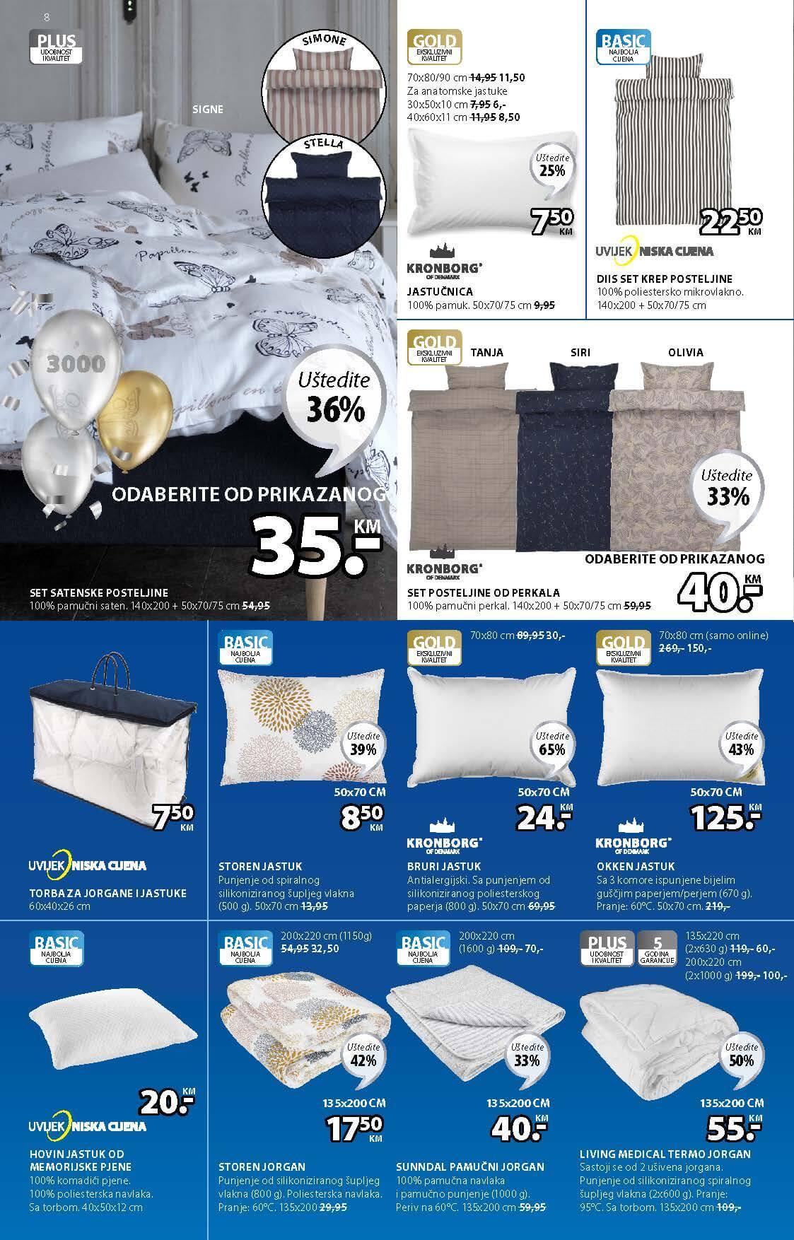 JYSK Katalog AKCIJA MAJ 2021 06.05.2021. 19.05.2021. Page 09