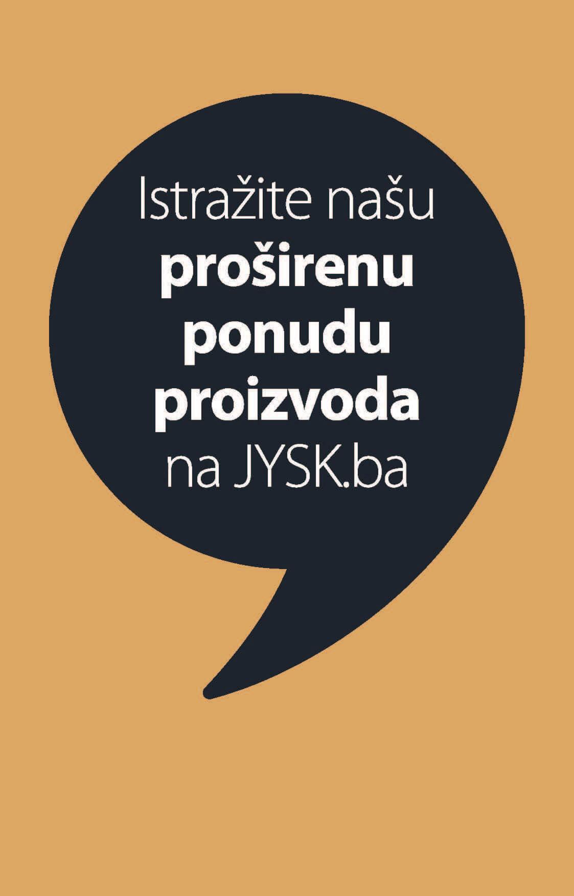 JYSK Katalog Akcijska ponuda MAJ 13.05.2021. 26.05.2021 ekatalozi.com Page 01