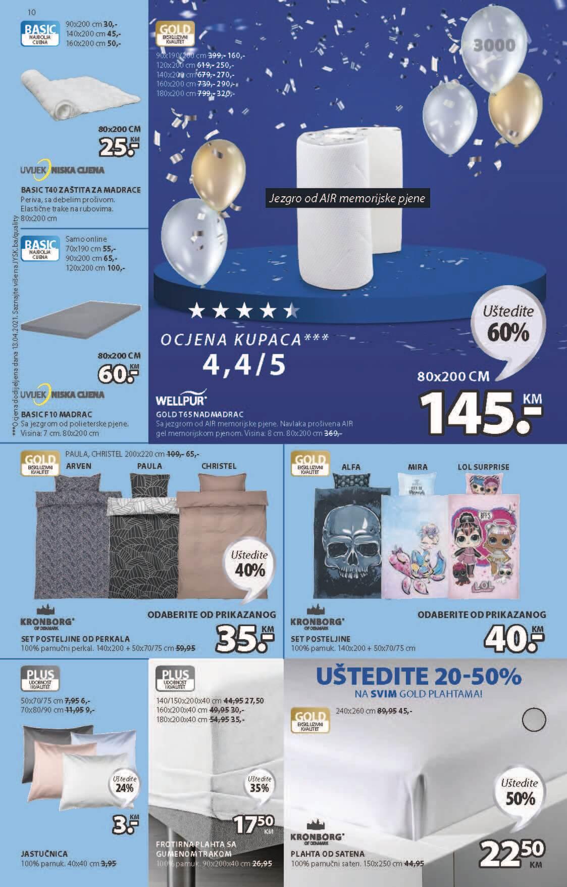 JYSK Katalog Akcijska ponuda MAJ 13.05.2021. 26.05.2021 ekatalozi.com Page 11