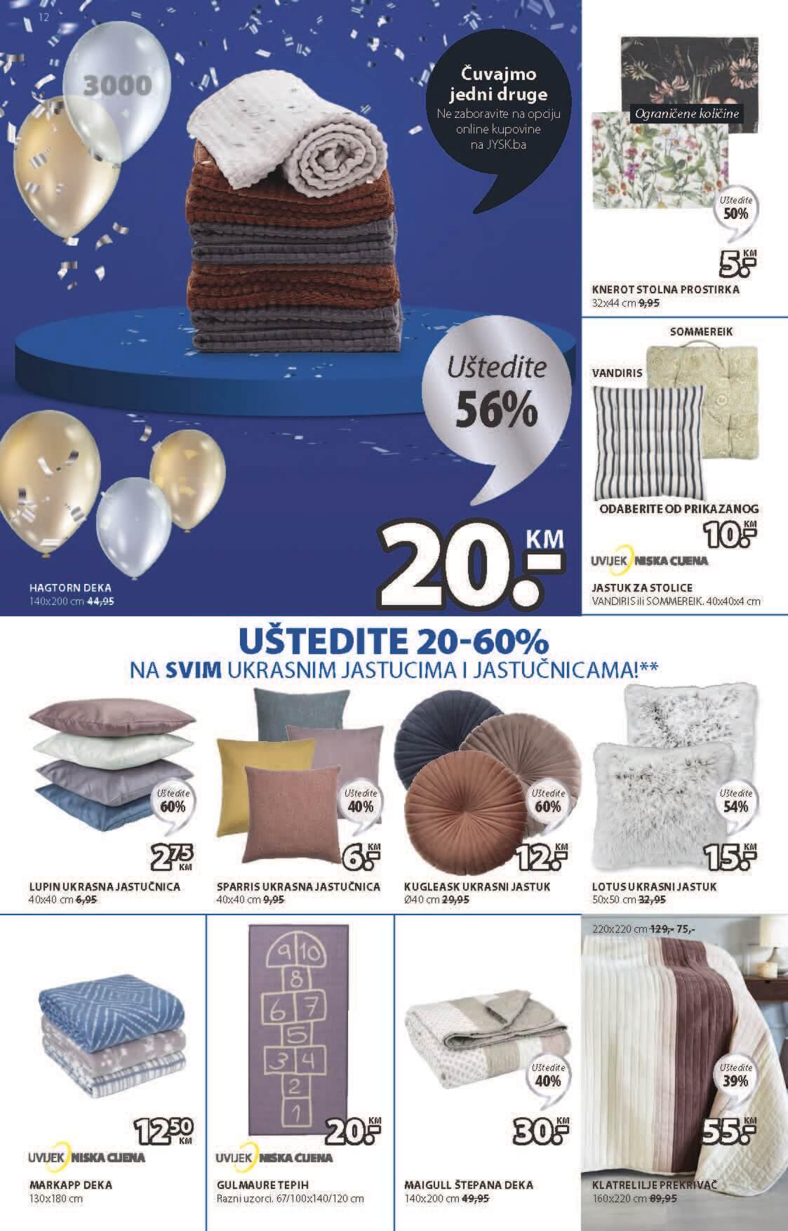 JYSK Katalog Akcijska ponuda MAJ 13.05.2021. 26.05.2021 ekatalozi.com Page 13
