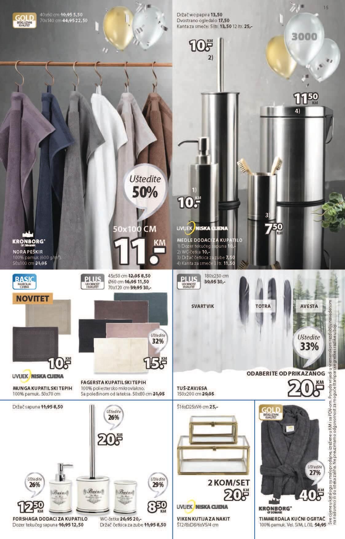 JYSK Katalog Akcijska ponuda MAJ 13.05.2021. 26.05.2021 ekatalozi.com Page 16 1