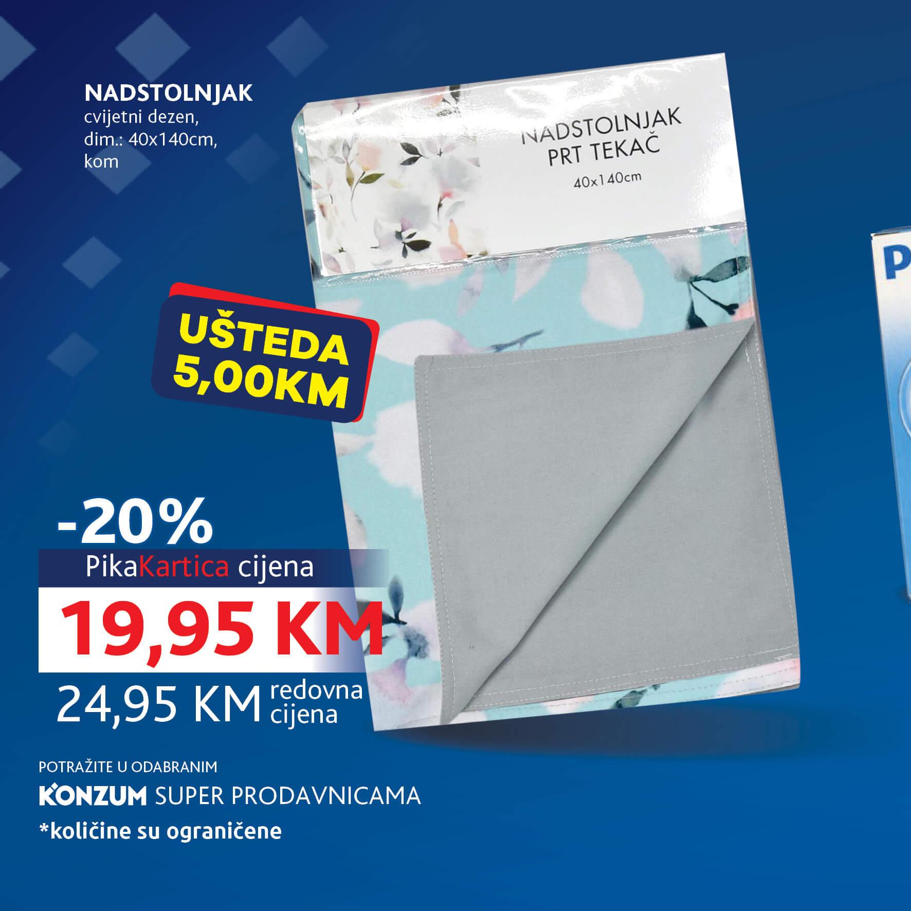 KONZUM Katalog PIKA Kartica AKCIJA MAJ 2021 01.05.2021. 31.05.2021. Page 22